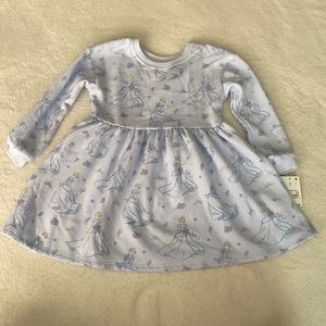 Cinderella Sweater Dress 2T